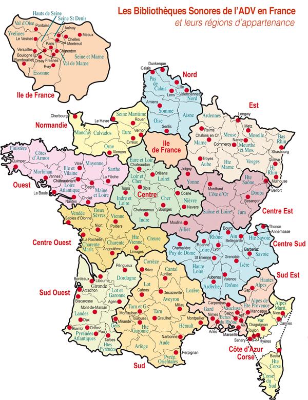Carte De France Avec Cahors | My blog